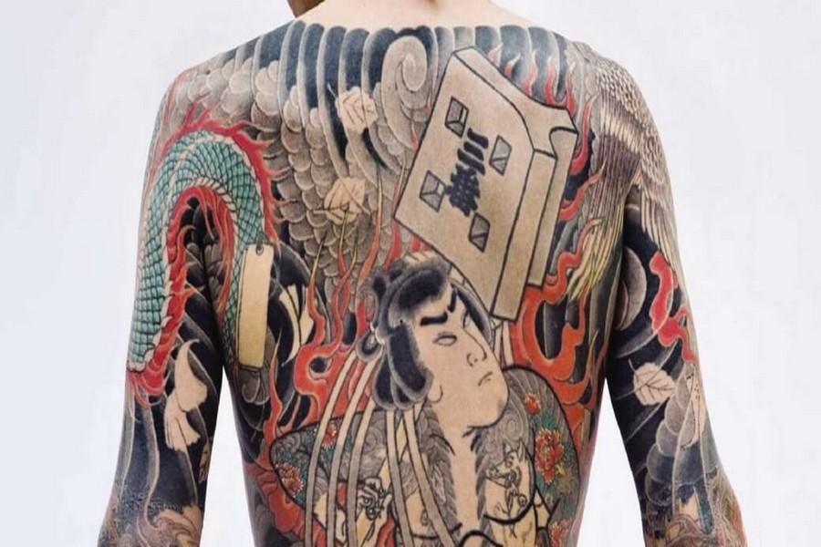 Tatouages japonais Lille