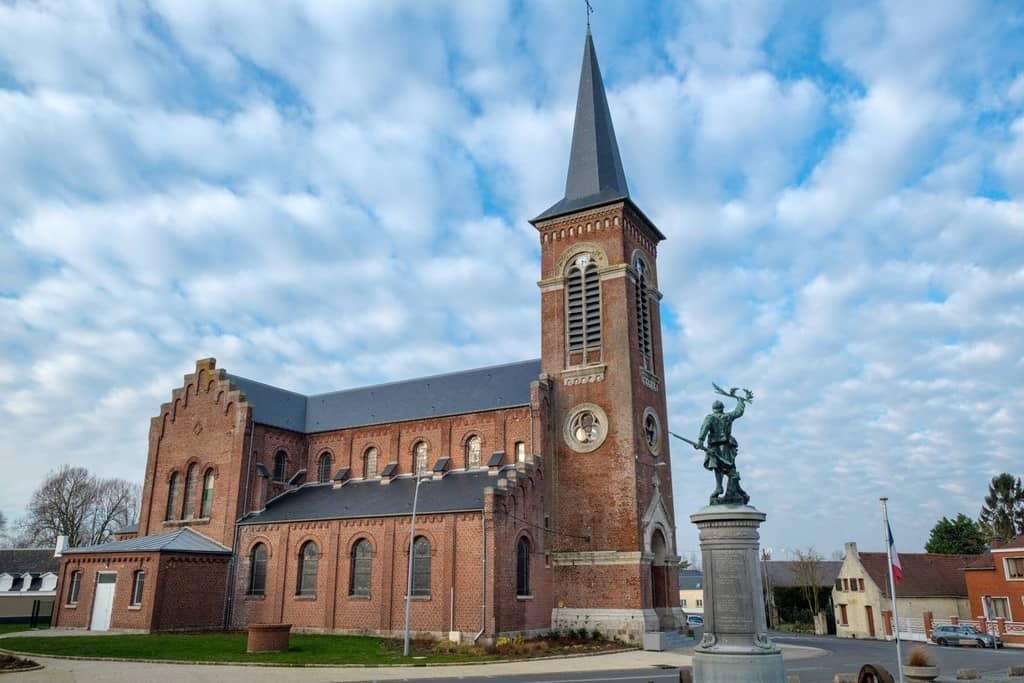 Eglise de Troisvilles