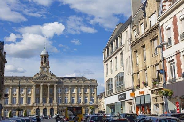 Cambrai centre ville
