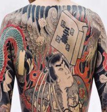 Tatouages japonais dans le Nord 59